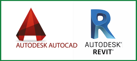 Autocad and Revit